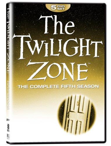 The Twilight Zone: Season 5 (Episodes Only Collection) (Best Twilight Zone Episodes)