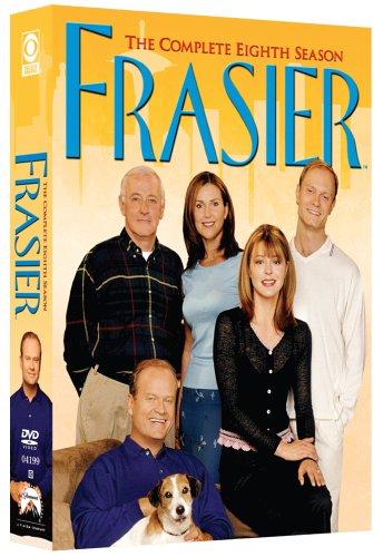 Frasier: Season 8 (Full Frame, 4PC, Sensormatic)