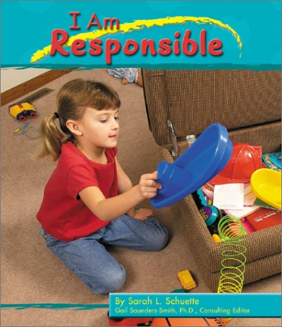 I Am Responsible (Character Values) pdf