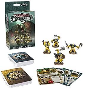 Ironskulls Boyz Warhammer Underworlds: Shadespire Expansion
