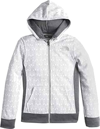 f2fee08be711 The North Face Kids Women s Surgent Full Zip Hoodie (Little Big Kids)