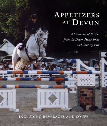 Appetizers at Devon by Devon Horse Show and Country Fair