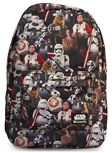 Star Wars Episode VII Backpack 12 x 18in