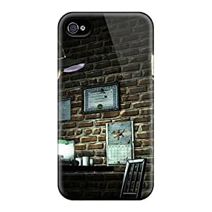 Tpu Case For Iphone 4/4s With DPn696vPZb Joseph Lee Design