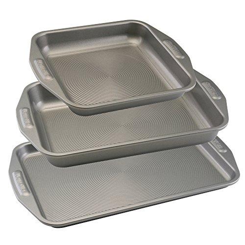 Circulon Nonstick Bakeware 3-Piece Bakeware Set