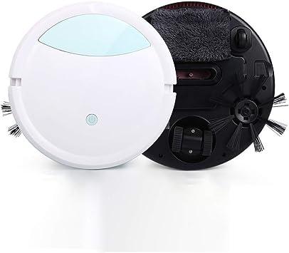 LIGHT Robot Aspirador para Suelos Duros y alfombras, con ...