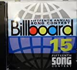 Billboard Fifteenth Annual Song Contest 2 CD's