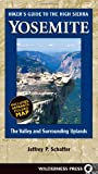 Hiker's Guide to the High Sierra Yosemite, Jeffrey P. Schaffer, 0899974201