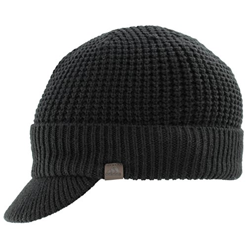 Adidas Mens Griggs Brimmer, Black, One (Adidas Winter Hat)