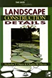 img - for Time-Saver Standards for Landscape Construction Details book / textbook / text book