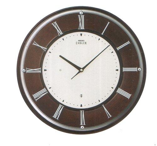 セイコー エムブレム 電波掛時計 HS540B EMBLEM B004YOCBGE