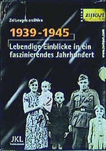 Gebrannte Kinder Band 1 und 2: Kindheit in Deutschland 1939-1945 (Zeitgut)