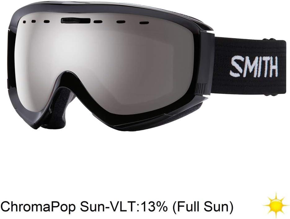 Skibrille Goggle SMITH PROPHECY OTG Schneebrille 2019 black//chromapop everyday