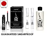 LIP INK Organic Vegan 100% Smearproof Lip Stain Kit Energy...