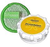 JEMAKO-Set-Zitronenbalsam-350g-fr-Metall-Edelstahl-Glaskeramik-Duopad-grn-mini--95-cm