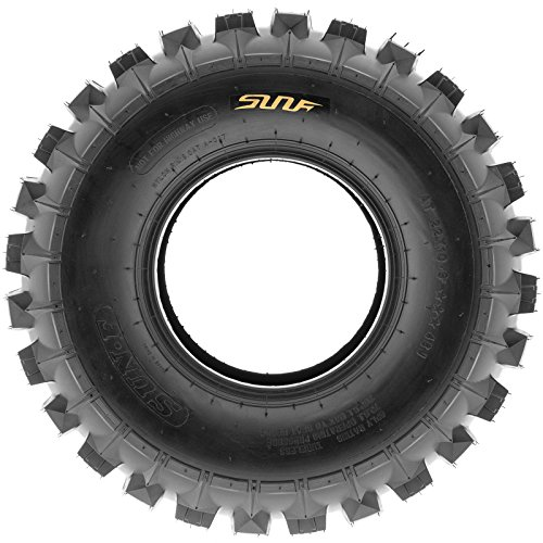 Set of 4 SunF A027 ATV Tire 22x7-10 Front & 22x10-9 Rear by SunF (Image #7)