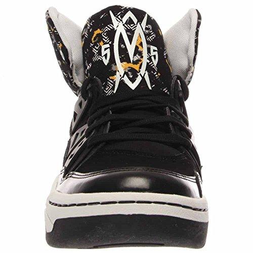 Menns Adidas Mutombo Svart 8 High-top Sneakers C75208