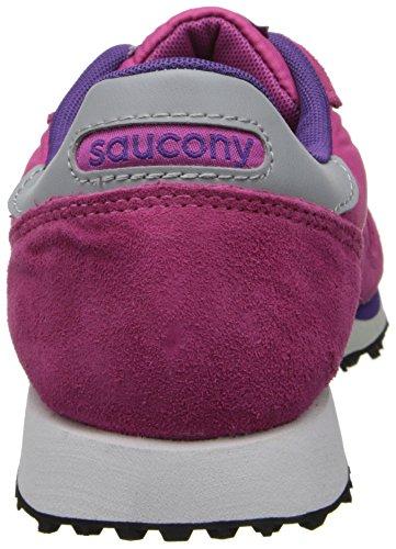 Saucony , Baskets pour femme rose Fuxia 15
