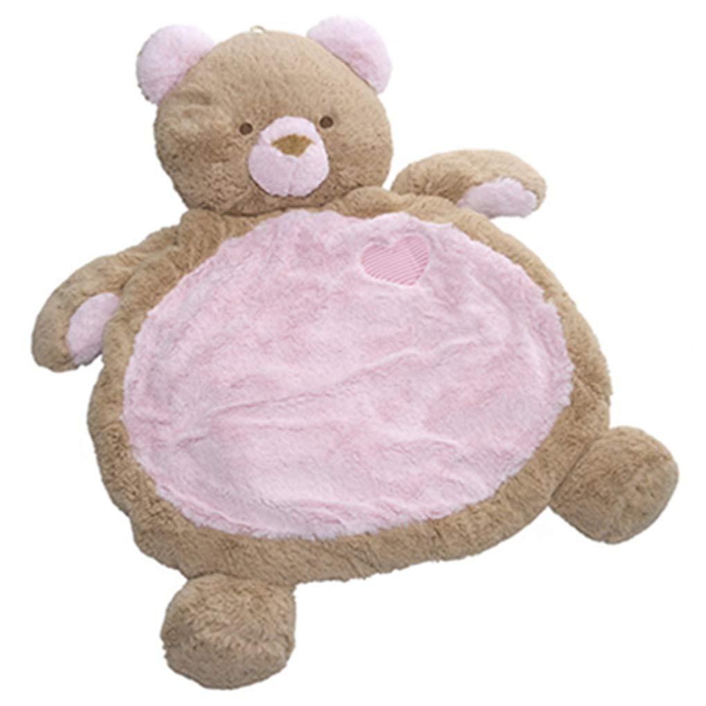 Kid Baby Play Mat Toy Carpet Rugs Large Mat Infant Soft Play Mat Climb Pad Dog Elephant Plush Animal Baby Play Gym Crawl Mat