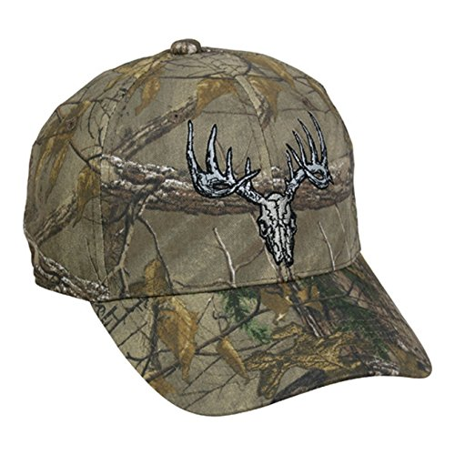 (Realtree Outdoor Cap Xtra Deer Skull Hunting)