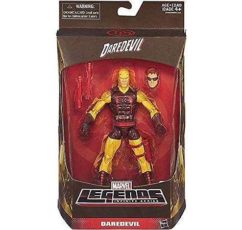 "Retro Marvel Legends Daredevil 6/"" Spider-Man Series Carded Figure *IN STOCK"