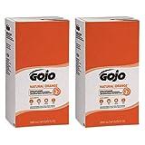 GOJO NATURAL ORANGE Pumice Hand Cleaner, 5000 mL