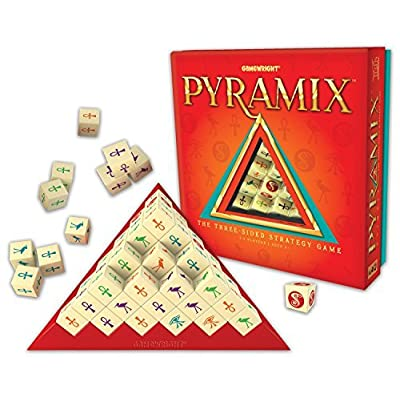Gamewright Pyramix Game by Gamewright: Toys & Games