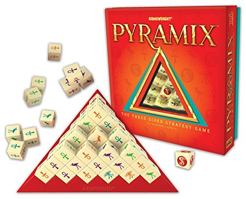Gamewright Pyramix Game by Gamewright by Gamewright