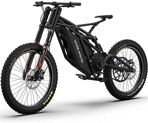 LJLYL Bicicleta de montaña eléctrica para Adultos, con batería de Litio 48V 20Ah-21700 Bicicleta eléctrica de Tierra,Blanco: Amazon.es: Deportes y aire libre