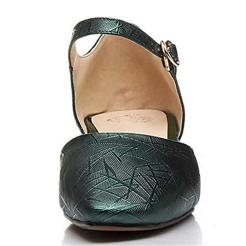 Nine SevenSandals - Zapatos de tacón  mujer Verde