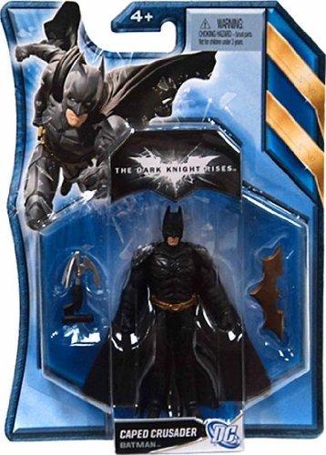 Batman The Dark Knight Rises action figure Batman The Dark Knight Rises Caped Crusader Batman 3.75 Action Figure [parallel import goods]