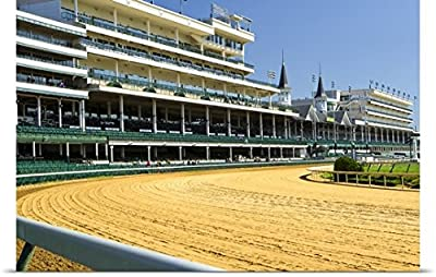 Maresa Pryor Poster Print entitled Churchill Downs, the home of the Kentucky Derby, KY