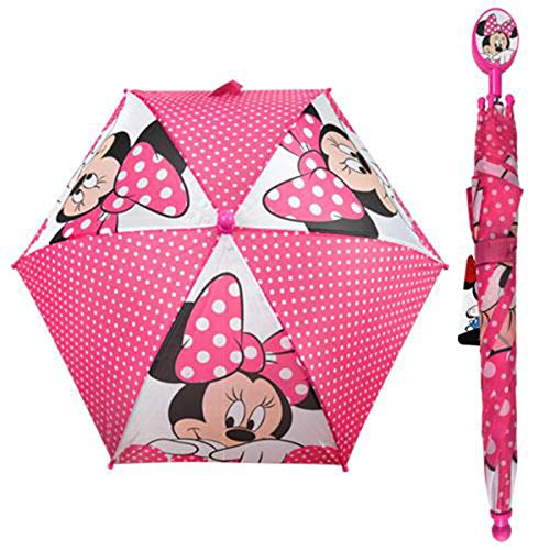 Where to find umbrella for girls minnie mouse?