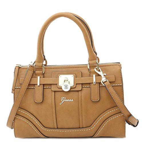 Pequeño bolso Greyson–Guess marrón