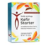 Body Ecology Kefir Starter, 6 Packets