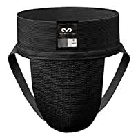 McDavid Classic Two Pack Athletic Supporter, Negro, Mediano