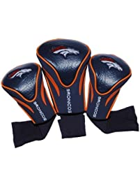 cb5f5166 Team Golf NFL Contour Golf Club Headcovers , Numbered 1, 3, & X,