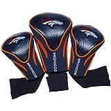 NFL Denver Broncos 3 Pack Contour Fit Headcover