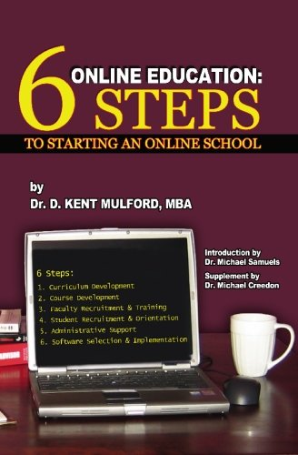 Online Education  6 Steps To Starting An Online School