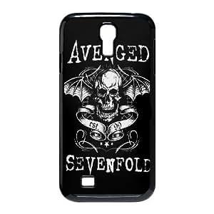 Samsung Galaxy S4 I9500 phone cases Black Avenged Sevenfold Phone cover GWJ6344950
