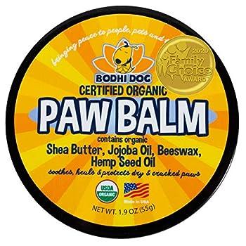 Bodhi Organic 2/4/8oz Dog Paw Balm