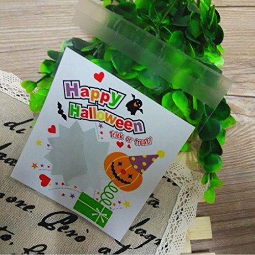 (Tharv 100 pcs Snack Packet, Candy Bag,