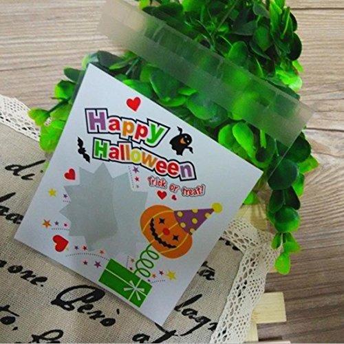 Tharv 100 pcs Snack Packet, Candy Bag,