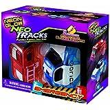 Mindscope Neon Glow Twister Tracks Neo Tracks LIGHT UP (5 LED lights) VEHICLES: EMERGENCY SERIES