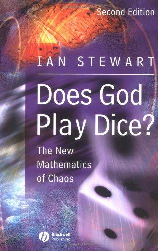 """""""Does God Play Dice? The New Mathematics of Chaos"""" av Ian Stewart"""