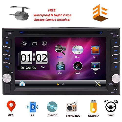 EINCAR Navigation Car DVD Player Double DIN