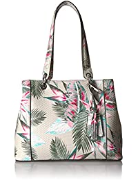 Kamryn Floral Shopper