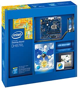 Intel Boxed Desktop Board DH87RL Micro ATX DDR3 1600 LGA 1150 Motherboard