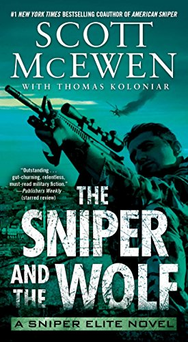 (The Sniper and the Wolf: A Sniper Elite Novel)