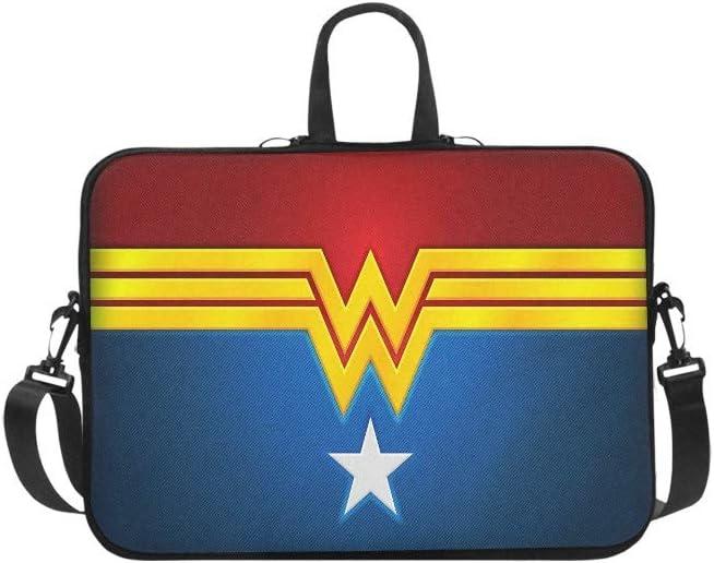 """CHRISTIE QUINN Wonder Woman Messenger Laptop Bag (15.4"""" / 15.6"""")"""